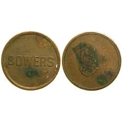 Bowers Token  #89054