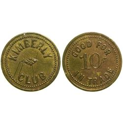 Kimberly Club Token  #89052