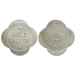 U & T Saloon Token  #89057