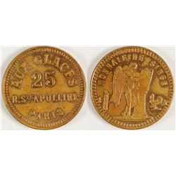 Monnaie Du Singe Token  #63661
