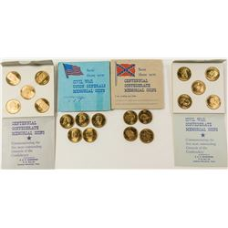 Civil War General Tokens  #571708