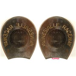 Painesville Raceway Lucky Encased Cent Die  #80023