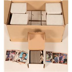 Fifteen 1984 Topps Hockey Box Sets- 165 Cards Each  #110243