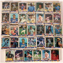 Fleer Baseball Cards from 1984  #109890