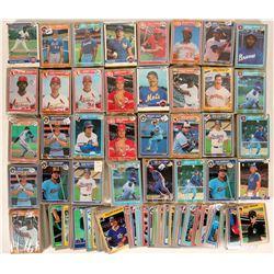 Fleer Baseball cards from 1985  #109889