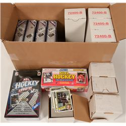 Hockey Card Sets by Score 1990-91 Collectors Choice, 5 Ea, 3 Sets  #110364