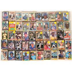 Large Lot of Assorted Baseball Card Packs  #110274