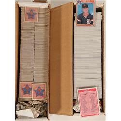 Sports Flicks 1986, Fleer 1985 Baseball Card Sets  #110557