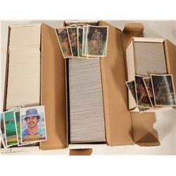 Sports Flicks and Don Russ Baseball Card Sets  #110568