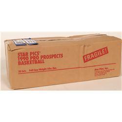 Star Pics 1990 Pro Prospects Basketball Box Sets (20)  #110244