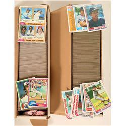 Topps 1981, 1982 Baseball Card sets  #110564