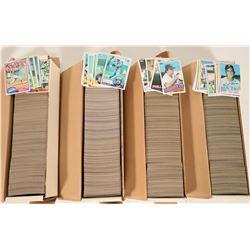 Topps 1981, 1982, 1983, 1985 Full Sets Baseball Cards  #110567