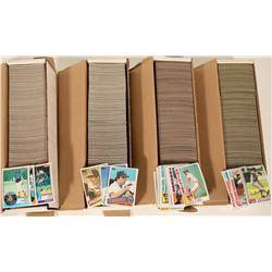 Topps 1982, 1983, 1984, 1985 Baseball Card Sets  #110563