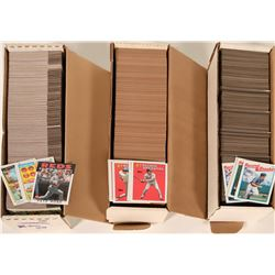 Topps Baseball Box Sets from 1986. 1988 and 1989  #110242