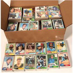 Topps Baseball Cards from 1981  #109888
