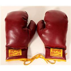 Sugar Ray Robinson Sport Fun Boxing Gloves  #109803