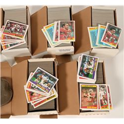 Five 1988 Topps Complete Sets  #109170