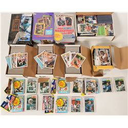 Large Grab Bag of Assorted Sports Cards- Check it out!  #110271