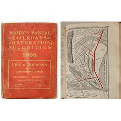 Moody's Manual of Railroads Securities  #57571