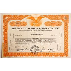 Mansfield Tire & Rubber Co  #88452