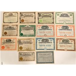 Pinal County Stock Collection including   #105960