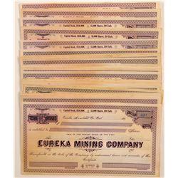 Eureka Mining Co Stocks (27)  #105508