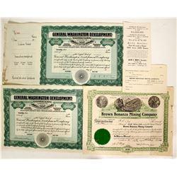 Goldfield Mining Stock   #91051