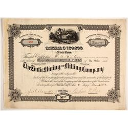Tintic Mining and Milling Company  #88049