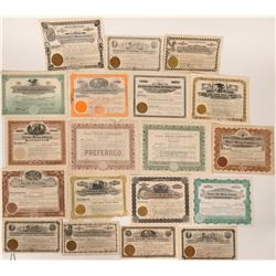 Large Northwest United States Mining Collection  #105976
