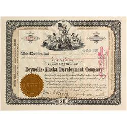 Reynolds-Alaska Development Company  #82358