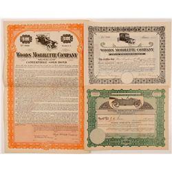 California Sand & Gravel Companies Stock Certificates  #107266