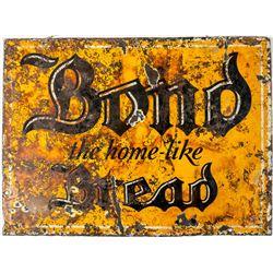Bond, The Home-Like Bread  #43837