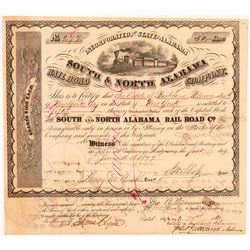 South & North Alabama Railroad Co  #106063