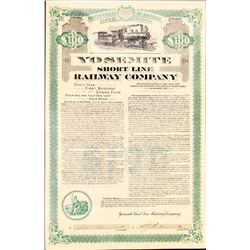 Yosemite Short Line Railway Co   #101298