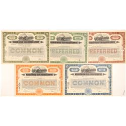 Missouri, Kansas and Texas Railroad Co.  #102427