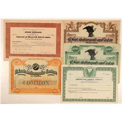 New York Railroad Co's ephemera  #105524