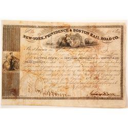 New York,  Providence and Boston Railroad Co  #88910