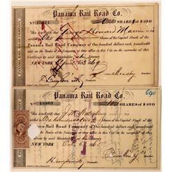 Panama Railroad Co  #108648
