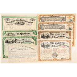 The Mahoning Coal Railroad Co  #101398
