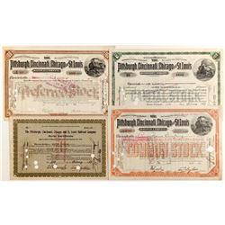 Pittsburgh, Cincinnati, Chicago & St. Louis Railroad Co. (4)  #84411
