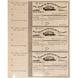 Rome, Watertown & Ogdensburgh Rail Road Co  #106423