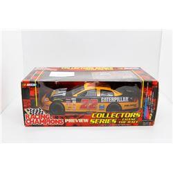 Ward Burton NASCAR #22 1:24
