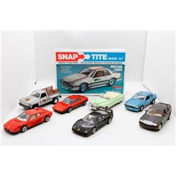 Snap Tite model kit
