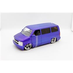 Chevy custom van