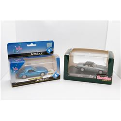 Jaguar XJS 1:43 and Porsche 928 S - 1505 1:43