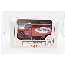 1931 Delivery truck bank 1:34 Ertl