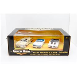 American Muscle Indy 500 Pace Cars 1:43 Ertl Collectibles