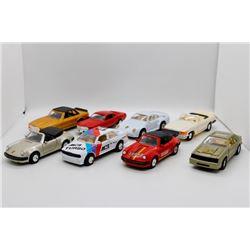 8 misc cars
