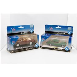 1511 Rolls Royce Corniche 1:43 and Jaguar XJ 12 - 1501 1:43
