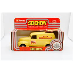 50 Chevy panel delivery truck bank 1:25